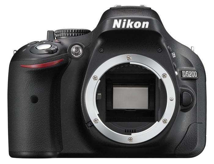 NIKON D5200 (Corpo) - 24MP
