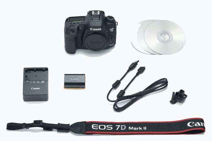 CANON EOS 7D MARK II - CORPO - 20 MP