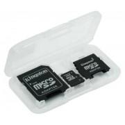 Cartão de Memória Kingston 4GB Micro SD C/ 1 Adaptador - Sarcompy