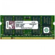 Memória 2GB DDR2 800 MHZ P/ Notebook Kingston KVR800D2S6/2G - Sarcompy