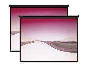 Tela de Projeção 72´ Klipextreme KPS-301 - 1,45M X 1,10M - Sarcompy