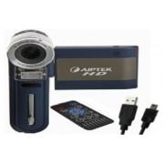 Filmadora HD 720P Aiptek GO LCD 2.4 Zoom LUZ LED