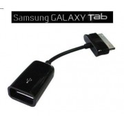 Cabo OTG USB Femea P/ TAB Galaxy Samsung P7310 / P7300 / P7500 / P7510 - Sarcompy