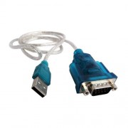 Cabo Conversor USB X Serial DB9 - Sarcompy