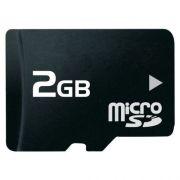 Cartao de Memoria Micro SD  2GB OEM - Sarcompy