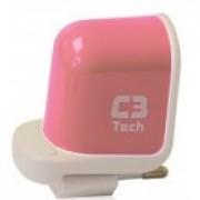 Carregador Multifuncao USB UC-01U Rosa - Sarcompy