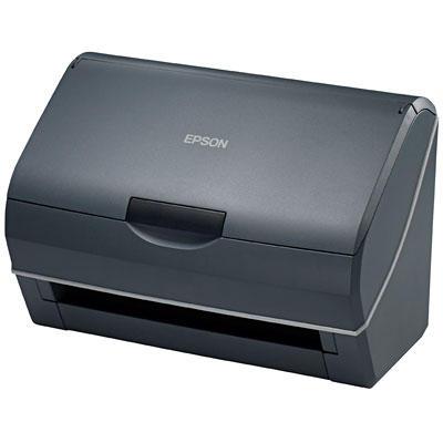 Scanner Epson Workforce Pro GT-S55 Velocidade 25ppm, ciclo de 2.000 digitalizações por dia, alimentador automático, frente e verso automático 110V