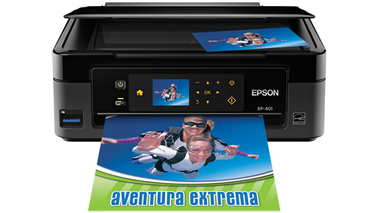 Multifuncional EPSON EXPRESSION XP-401
