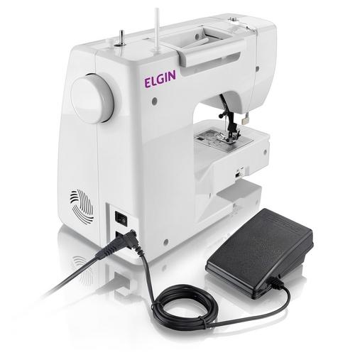 Maquina de Costura ELGIN Premium JX-10000-BIVOLT