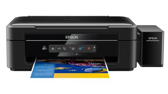 Epson Ecotank L365 Multifuncional Ecotank Com Conectividade Wireless