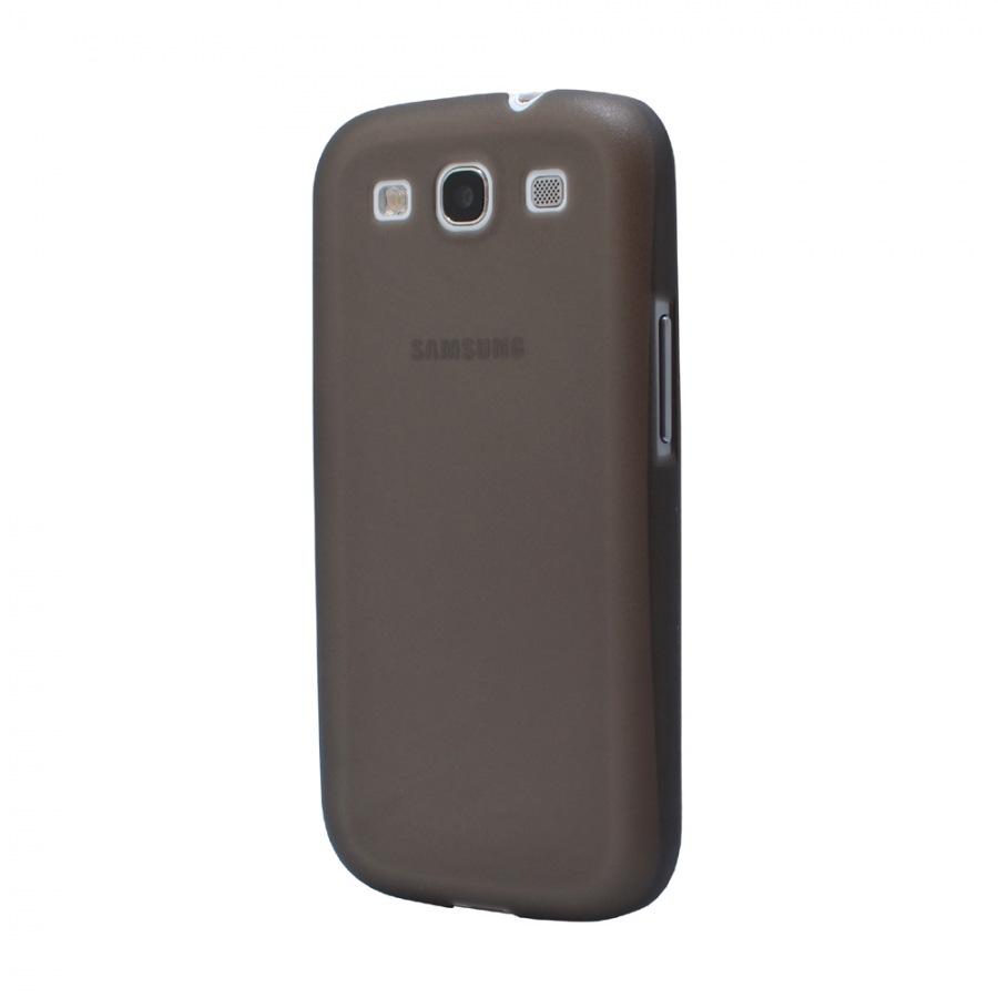 Capa de Samsung III de Policarbonato Texturizado Em Linhas Coloridas BB-GALAXYS3 Acompanha Película Protetora Aplicador de Película Flanela para Limpeza