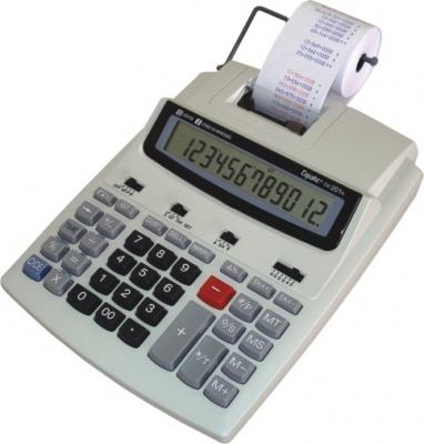 Calculadora Copiatic CIC 201 TS Visor e Impressora bicolor de 12 dígitos, Imprime 2,7 lps, bivolt