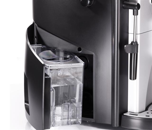Cafeteira Automática Gaggia Única, com moedor em cerâmica,display em 3 cores, bomba de pressão de 15 bar 127V