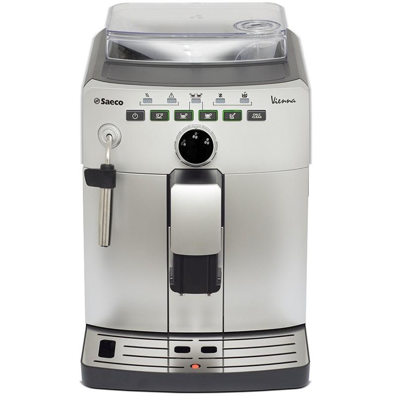 Cafeteira Automática Saeco Vienna OCS 110V com moedor em cerâmica,programação nas teclas, bomba de pressão de 15 bar