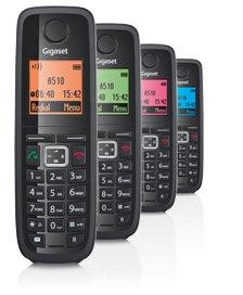 Telefone Sem Fio Gigaset A510 IP Híbrido