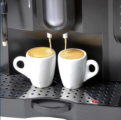 Máquina de Café Expresso T-Klar ME707 automática com moedor de grãos, painel digital, 220v OUTLET