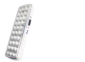 Luminária de Emergência 30 LEDs Vany Bivolt