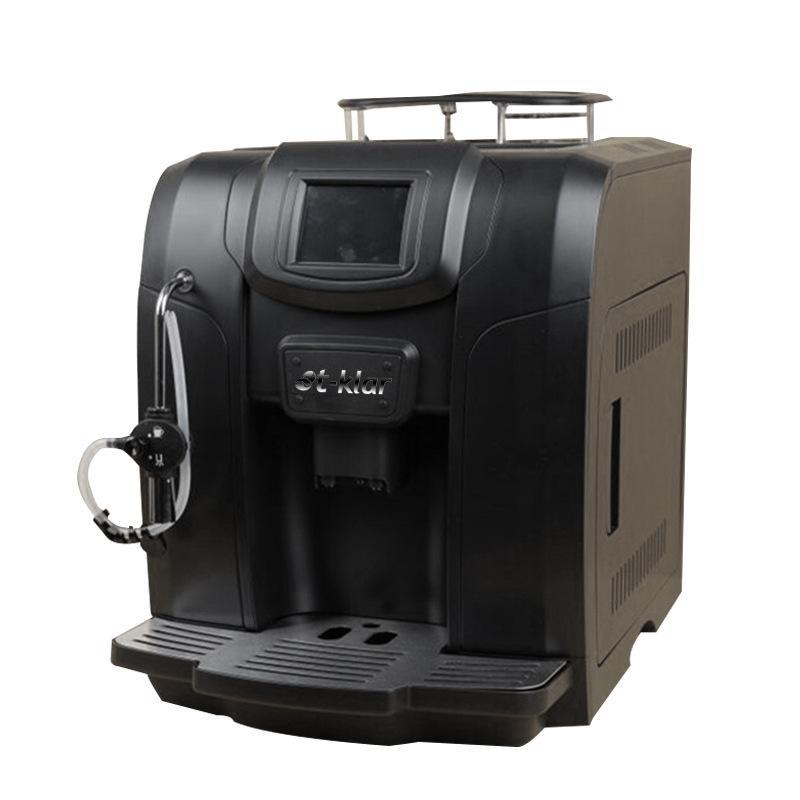 Máquina de Café Expresso T-Klar ME712B 127V Preto automática com moedor de grãos e painel touch screen