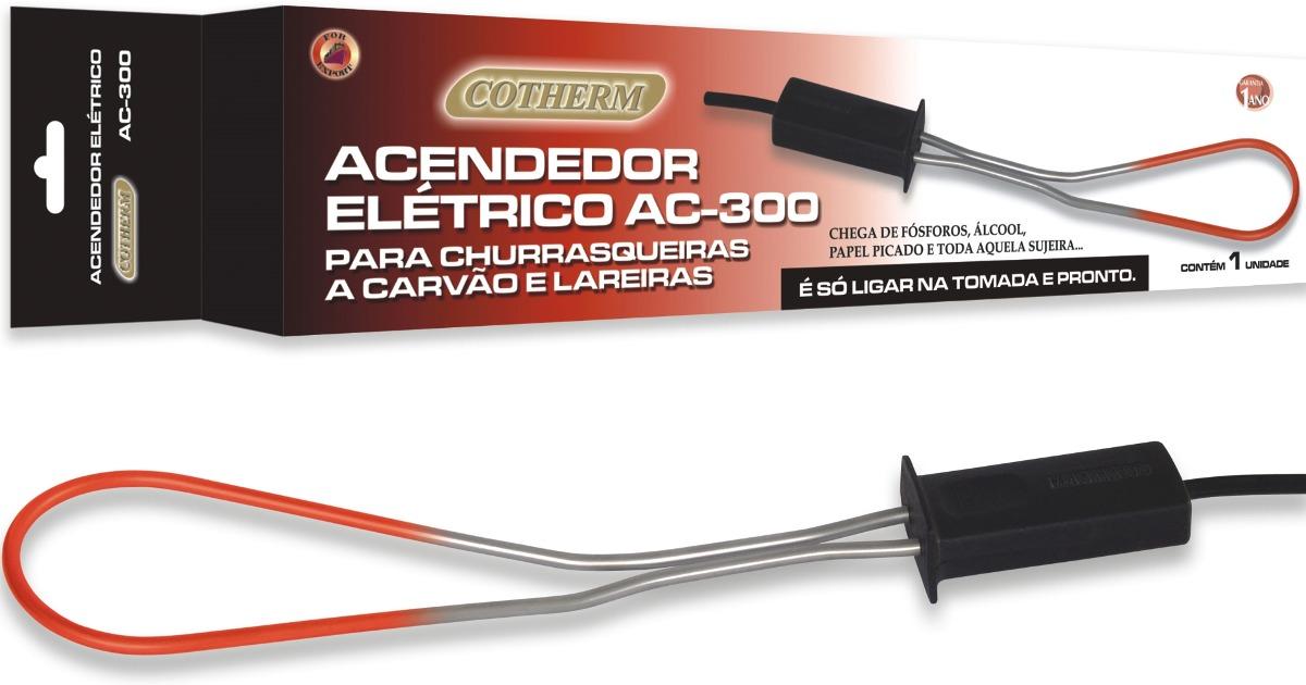Acendedor Elétrico Cotherm 220v AC-300