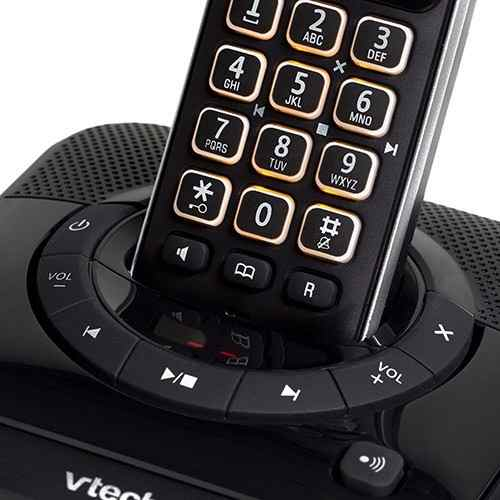 Telefone sem Fio VTech DECT 6.0  LYRIX 550SE