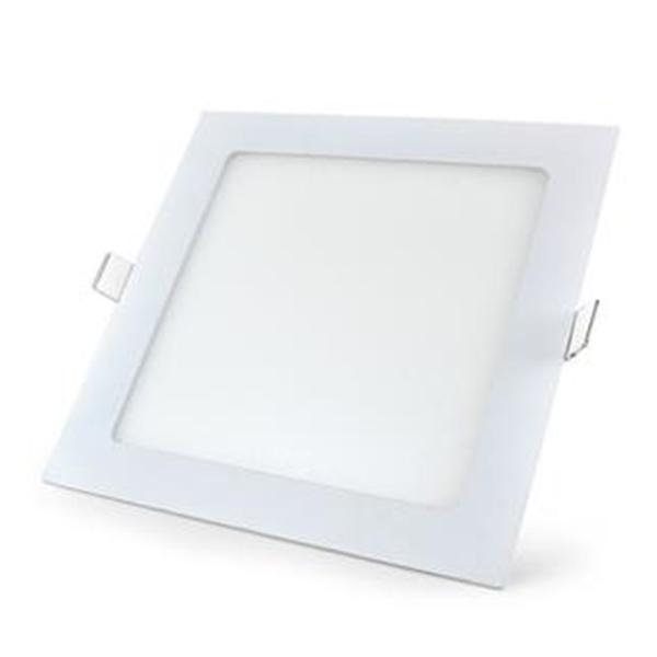 Luminária Elgin 48D18WSQBM00 Downlight 18W Soprepor Quadrado 2700K