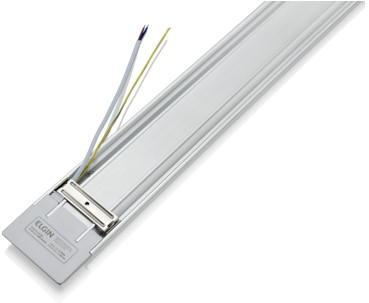 Luminária Elgin 48LS12000000 Slim Sobrepor 36W 120Cm 2400 lumens