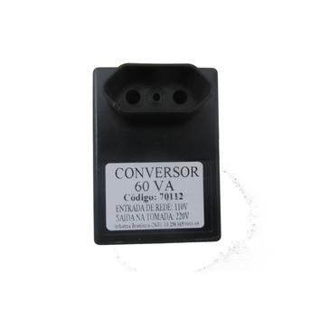Conversor de Voltagem 220V para 110V Multicraft 60 VA