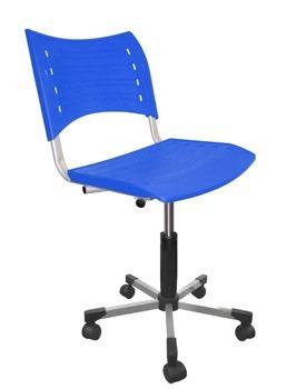 Cadeira SIGMA MULTIVIS�O Azul