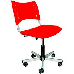 Cadeira SIGMA MULTIVISÃO Vermelha