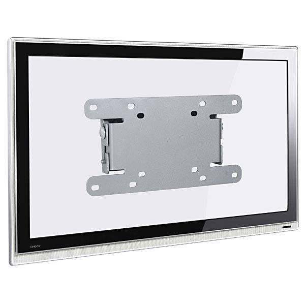 Suporte de Parede Fixo para TVs LCD / LED até 32´´ Multivisão STPF41 Prata