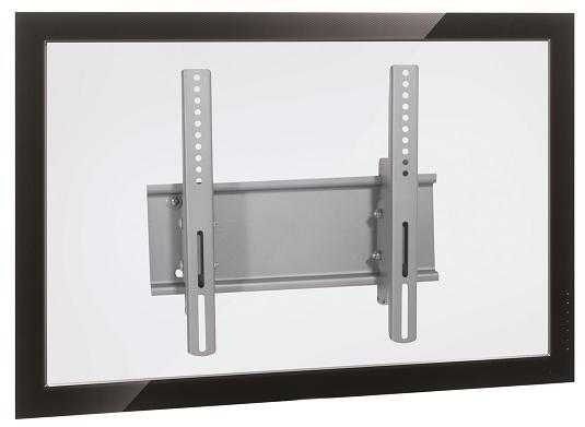 Suporte com Inclinação para TVs LCD / LED de 19´´ a 40´´ Multivisão STPA65 Prata