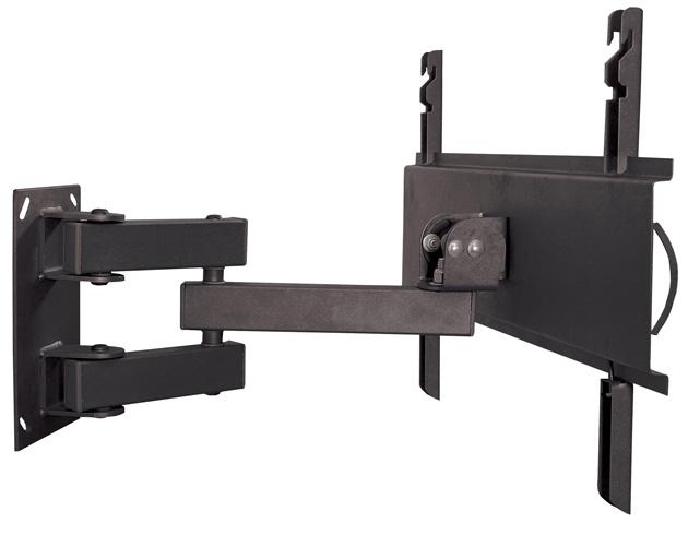Suporte de Parede Articulado com Inclinação para TVs LCD / LED de 32´´ a 52´´ Multivisão STPA64 Preto