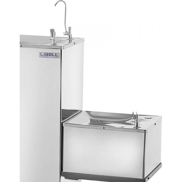 Purificador de Pressão Libell Press Side Inox 220V