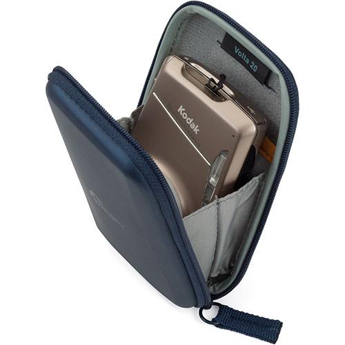Estojo Rígido Lowepro para Câmera Compacta Volta 20 Azul