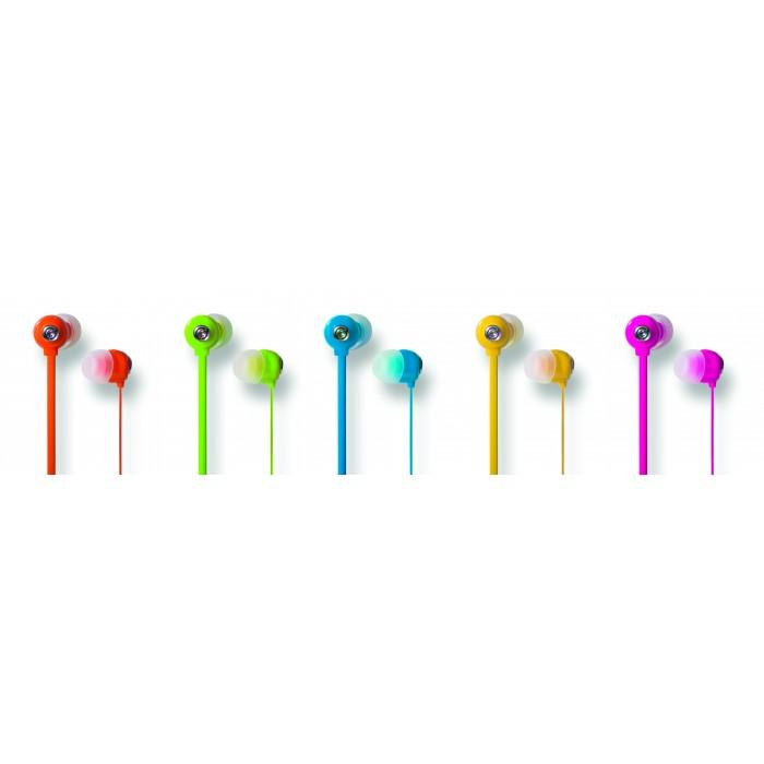 Fone de Ouvido In-Ear Youts - Candy Colors Verde