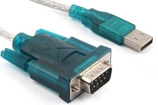Conversor 1S-USB Converte USB para 1 sa�da serial RS232