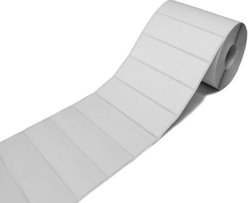 Etiqueta couche 100mm x 100mm 45mts com 436 etiquetas
