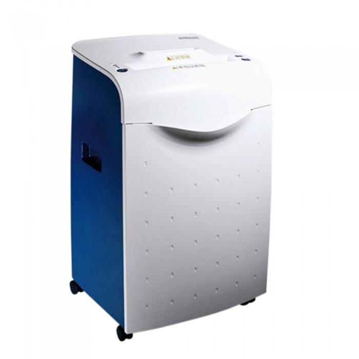 Fragmentadora de Papel Procalc ES9360 - Corta até 10 folhas em Micropartículas de 2x9mm / CD / DVD / cartão, fenda 240mm, excede o nível de segurança 04, 110V