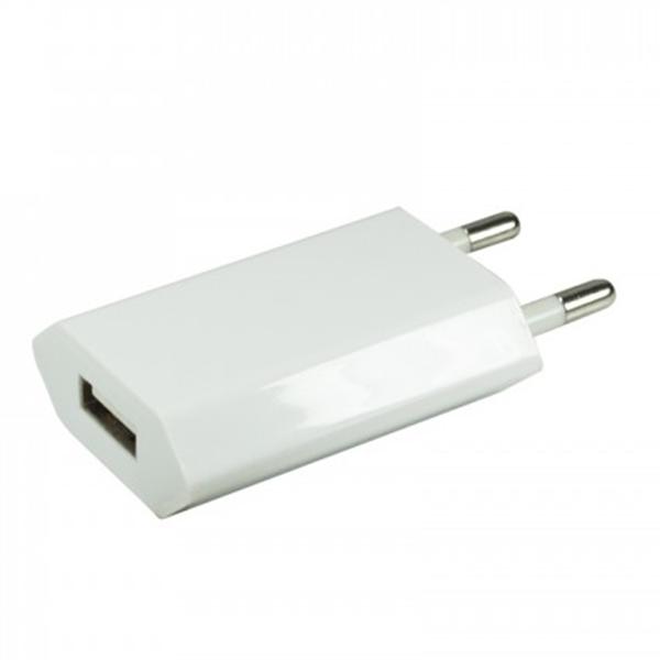 Carregador Adaptador Tomada Branco X-CELL XC-USB-5 com 1 Entrada USB
