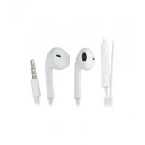Fone de ouvido YASIN Y22326 Branco  para Iphone 5
