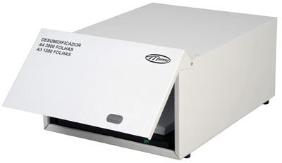 Desumidificador de Papel Menno 1500 Folhas A3 (METÁLICO) - 110V
