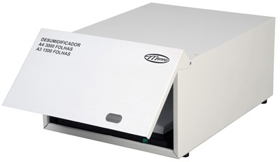 Desumidificador de Papel Menno 1500 Folhas A3 (MET�LICO) - 110V