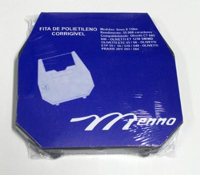 Fita de polietileno corrigivel menno MO/05 Olivetti ETP55