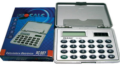 Calculadora Procalc PC 887