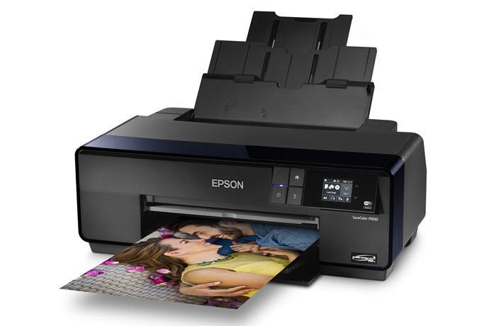 Impressora Convencional Epson Surecolor P600 Jato de Tinta Colorida Wi-fi 110v