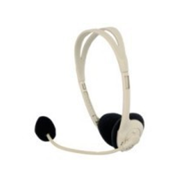 Headset com microfone Creme PS1 Multilaser PH003