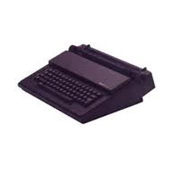 Máquina de escrever eletrônica portátil Olivetti Praxis 20 com corretivo (Semi- Nova)
