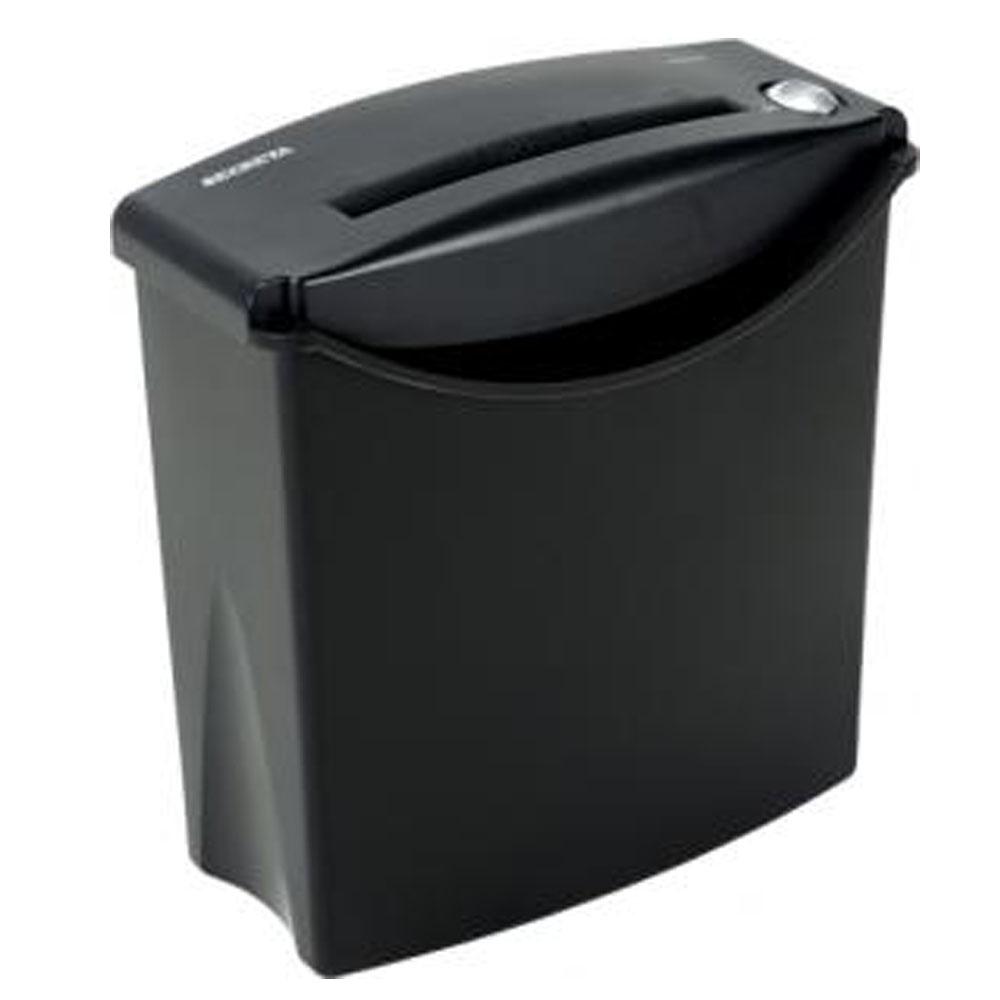 Fragmentadora de Papel Menno Secreta 1000SB- Corta 10 folhas em Tiras de 6mm, Cesto; 16L, Fenda: 220mm, Nível de Segurança: 02, 127V