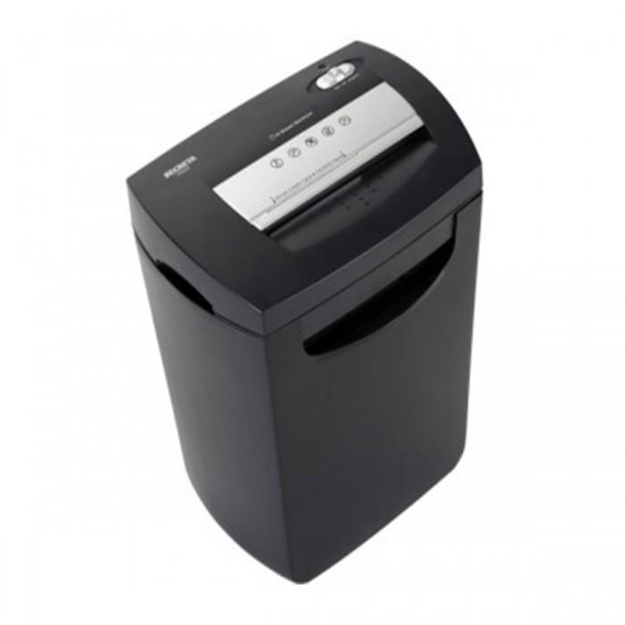 Fragmentadora de Papel Menno Secreta 1502X- Corta 15 folhas em Part�culas de 4x38mm/Cart�o/CD/DVD, Fenda: 215mm, Cesto: 22L, N�vel de Seguran�a: 3, 127V