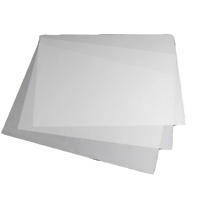 Refil Polaseal Menno no tamanho de 220X290X0,07mm ( caixa com 100 unid.)